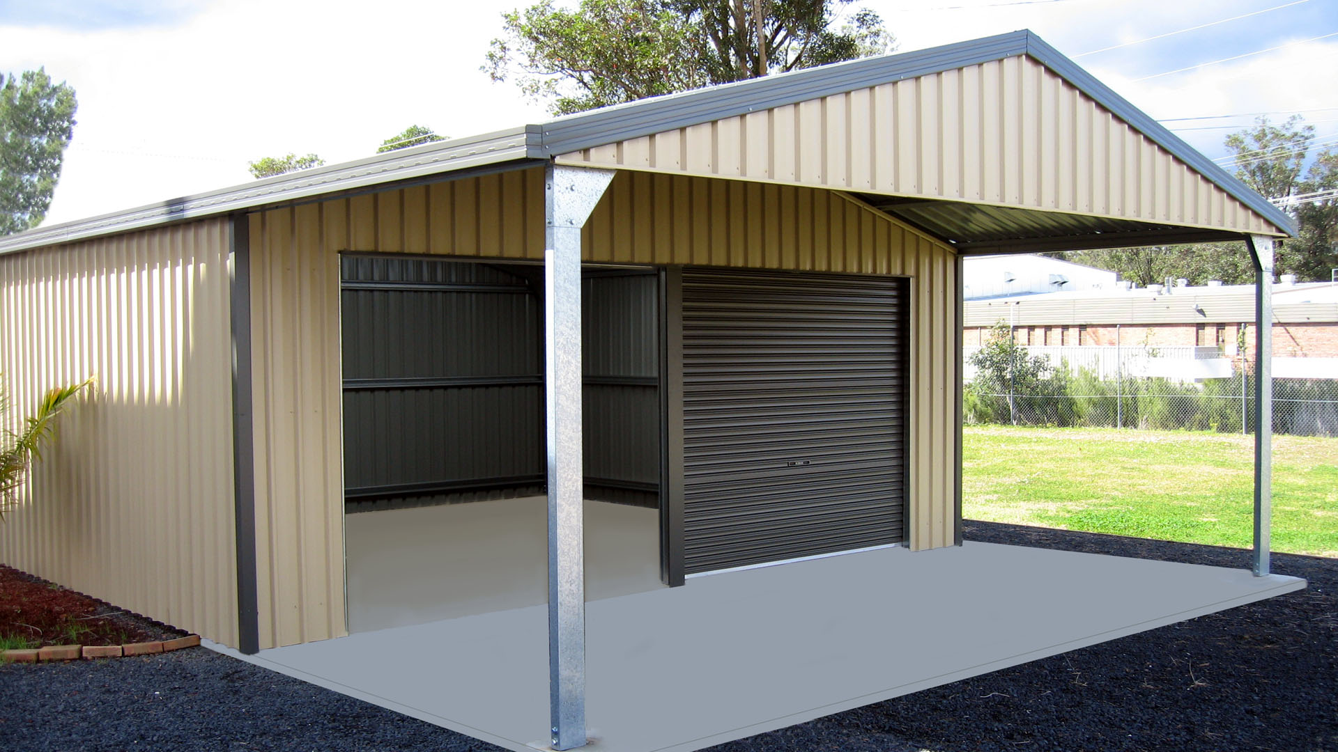 Carports carports and garaports Garage carports